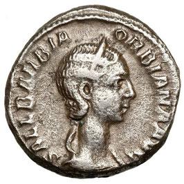 Orbiana (225) Denarius, Concordia