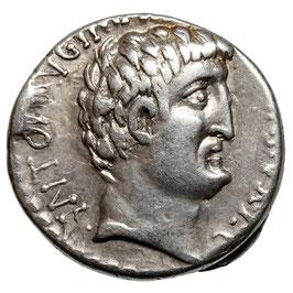 Marcus Antonius (43-30 BCE); Military mint moving with M.Antony
