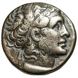 Cleopatra VII. Thea Neotera (44-30 BCE) Alexandria