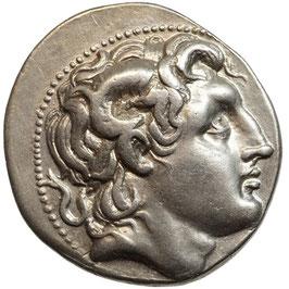 Thrakien, Lysimachos (305-281 BC) AR Tetradrachme