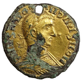 BARBARISCHE IMITATION - Probus (276-282) AU/AE AUREUS Fouree