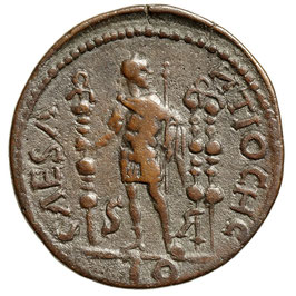Pisidia, ANTIOCHIA, Philip I. (244-249) Emperor in military dress