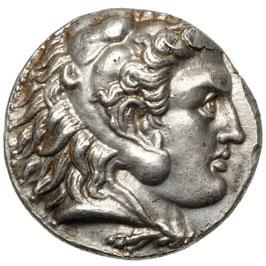 Alexander III. der Große (posthum, 311-300 BCE) Top-Stück!
