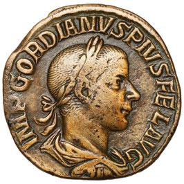 Gordianus III. (238-244) Æ Sesterz
