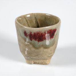 Japan, Sakebecher im Stile der Seto-Keramik