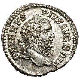 Septimius Severus (193-211) AR