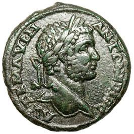 Thracia, AUGUSTA TRAIANA. Caracalla (197-217) Dionysos