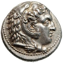 Alexander III. der Große (posthum, 323-317 BCE) Babylon, Top-Stück!