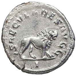 PHILIPPUS I. (244-249) AR Antoninian