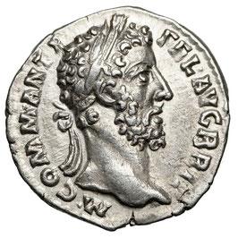 Commodus (177/180-192) Libertas