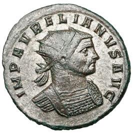 Aurelianus (270-275) AE Antoninian, Serdica