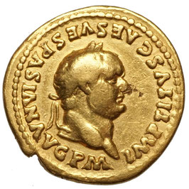 Titus (79-81) Rom, 80, Sella Curulis mit Kranz