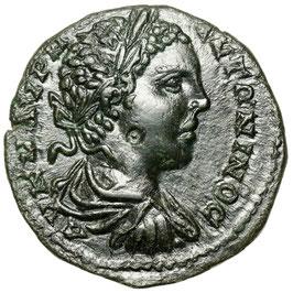 Moesia Inferior, NIKOPOLIS, Elagabalus (218-222) Eagle