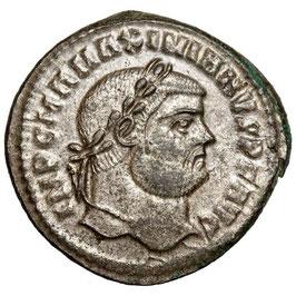 Maximianus I. Herculius (286-305) Cyzicus, Genius