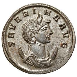 Severina (270-275 AD) Rome, Aurelian and Severina