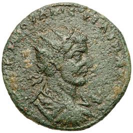 CILICIA. Seleucia ad Calycadnus, Philip I. (244-249) Apollo, Artemis-Tyche