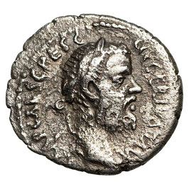 Pescennius Niger (193-194) Antiochia, Salus
