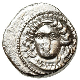 CILICIA. Tarsos. Tarkumuwa (Datames),Satrap of Cilicia and Cappadocia (384-361/0 BCE)