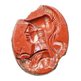 Jaspis-Gemme, Athena