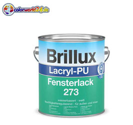 Brillux Lacryl-PU Fensterlack 273