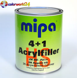 Mipa 4+1 Acrylfiller