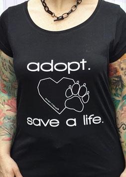 Adopt. Save a life!