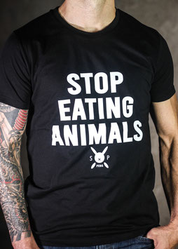 Stop Eating Animals! unisex