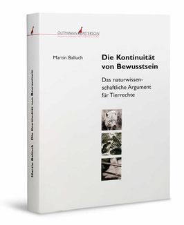 Die Kontinuität von Bewusstsein|DDr. Martin Balluch