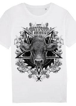 PENG-Metalshirt - unisex, BLACKprint