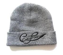 """Bonnet """"Cafra"""" gris chiné"""