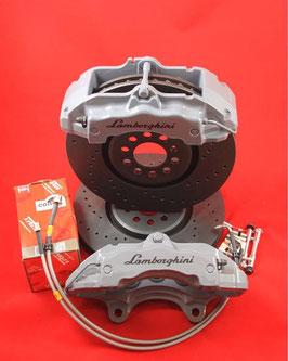 6 Kolben Bremsanlage Golf 3 VR6