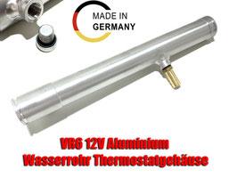 CNC gefrästes Aluminium Kühlwasserrohr VR6 12V
