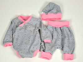Baby Kleidungsset Cuties