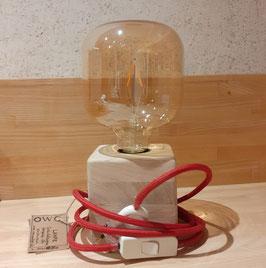 OWO - Lampe en chataignier - REF : LB