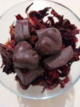 Chocolat Primitif Cru au Bissap