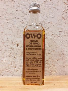 OWO - Huile de Tung - 60ml
