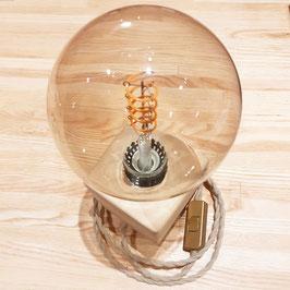OWO - Lampe socle en bois de Tilleul EN RUPTURE