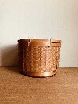 竹編みの飯籠(五合)