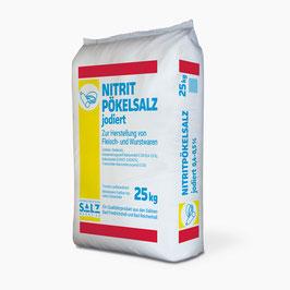 Siede-Nitrit-Pökelsalz jodiert 0,4-0,5% 25 kg