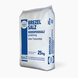 Brezelsalz ohne Trennmittel 25 kg
