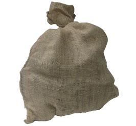 Naturleckstein im Jutesack 25 kg