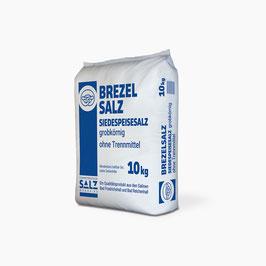 Brezelsalz ohne Trennmittel - 10 kg Sack