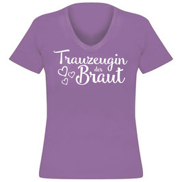 Trauzeugin - JGA-Shirt