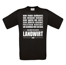"Classics Shirt ""Landwirt"""