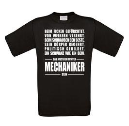 "Classics Shirt ""Mechaniker"""