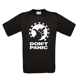 "Classics Shirt ""Don't Panic"""