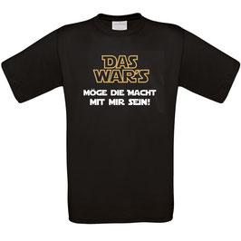 DAS WAR'S - JGA
