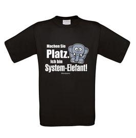 "Classics Shirt ""Systemelefant"""
