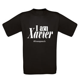 "Classics Shirt ""I am Xavier"""