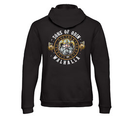"Wikinger Hoodie ""Sons Of Odin"""